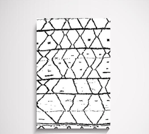 yorkelle-tribal-print